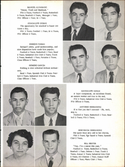 Page 15, 1959 Edition, San Isidro High School - Tiger Yearbook (San Isidro, TX) online yearbook collection