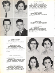 Page 16, 1959 Edition, San Isidro High School - Tiger Yearbook (San Isidro, TX) online yearbook collection