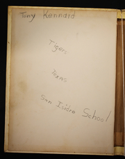 Page 2, 1959 Edition, San Isidro High School - Tiger Yearbook (San Isidro, TX) online yearbook collection
