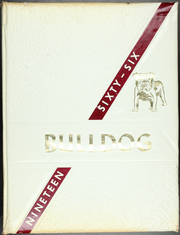 1966 Edition, Scott High School - Bulldog Yearbook (Tyler, TX)
