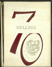 Page 1, 1970 Edition, Scott High School - Bulldog Yearbook (Tyler, TX) online yearbook collection