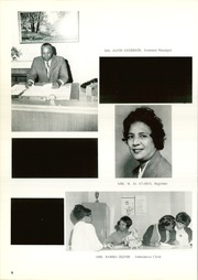 Page 10, 1970 Edition, Scott High School - Bulldog Yearbook (Tyler, TX) online yearbook collection