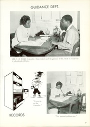 Page 11, 1970 Edition, Scott High School - Bulldog Yearbook (Tyler, TX) online yearbook collection