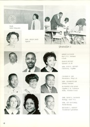 Page 16, 1970 Edition, Scott High School - Bulldog Yearbook (Tyler, TX) online yearbook collection