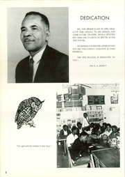 Page 6, 1970 Edition, Scott High School - Bulldog Yearbook (Tyler, TX) online yearbook collection