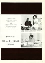 Page 7, 1970 Edition, Scott High School - Bulldog Yearbook (Tyler, TX) online yearbook collection