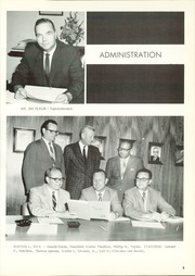 Page 9, 1970 Edition, Scott High School - Bulldog Yearbook (Tyler, TX) online yearbook collection