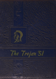 Page 1, 1951 Edition, Trinidad High School - Trojan Yearbook (Trinidad, TX) online yearbook collection