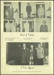 Page 10, 1951 Edition, Trinidad High School - Trojan Yearbook (Trinidad, TX) online yearbook collection