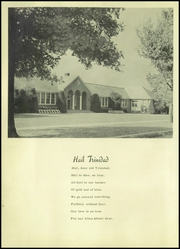 Page 8, 1951 Edition, Trinidad High School - Trojan Yearbook (Trinidad, TX) online yearbook collection