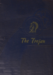 1953 Edition, Trinidad High School - Trojan Yearbook (Trinidad, TX)