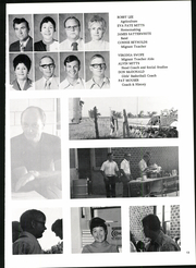 Page 17, 1974 Edition, Wilson High School - Corral Yearbook (Wilson, TX) online yearbook collection