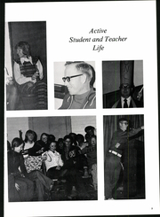 Page 9, 1974 Edition, Wilson High School - Corral Yearbook (Wilson, TX) online yearbook collection