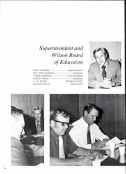 Page 12, 1975 Edition, Wilson High School - Corral Yearbook (Wilson, TX) online yearbook collection