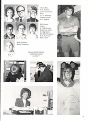 Page 17, 1975 Edition, Wilson High School - Corral Yearbook (Wilson, TX) online yearbook collection