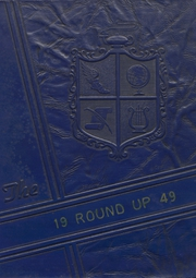 Page 1, 1949 Edition, Bryson High School - Roundup Yearbook (Bryson, TX) online yearbook collection