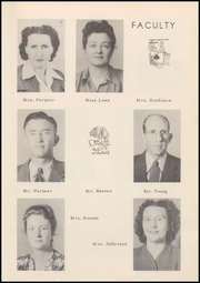 Page 17, 1949 Edition, Bryson High School - Roundup Yearbook (Bryson, TX) online yearbook collection