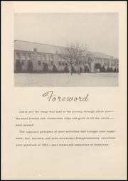 Page 9, 1949 Edition, Bryson High School - Roundup Yearbook (Bryson, TX) online yearbook collection