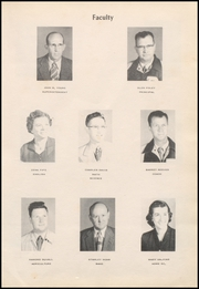Page 15, 1954 Edition, Bryson High School - Roundup Yearbook (Bryson, TX) online yearbook collection