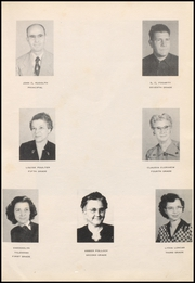 Page 17, 1954 Edition, Bryson High School - Roundup Yearbook (Bryson, TX) online yearbook collection