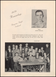 Page 5, 1959 Edition, Bryson High School - Roundup Yearbook (Bryson, TX) online yearbook collection