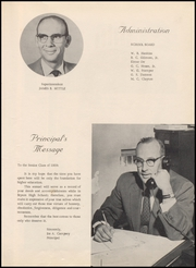 Page 7, 1959 Edition, Bryson High School - Roundup Yearbook (Bryson, TX) online yearbook collection