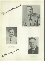 Page 12, 1954 Edition, Silverton High School - Owlet Yearbook (Silverton, TX) online yearbook collection