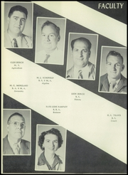 Page 12, 1955 Edition, Silverton High School - Owlet Yearbook (Silverton, TX) online yearbook collection