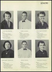 Page 17, 1955 Edition, Silverton High School - Owlet Yearbook (Silverton, TX) online yearbook collection