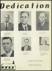 Page 7, 1955 Edition, Silverton High School - Owlet Yearbook (Silverton, TX) online yearbook collection
