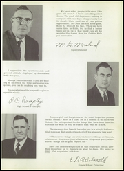 Page 11, 1958 Edition, Silverton High School - Owlet Yearbook (Silverton, TX) online yearbook collection