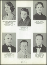 Page 16, 1958 Edition, Silverton High School - Owlet Yearbook (Silverton, TX) online yearbook collection