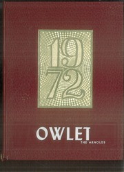 1972 Edition, Silverton High School - Owlet Yearbook (Silverton, TX)