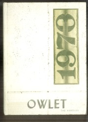 1973 Edition, Silverton High School - Owlet Yearbook (Silverton, TX)
