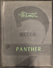1954 Edition, Kyle High School - Panther Yearbook (Kyle, TX)