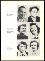 Page 13, 1954 Edition, Kyle High School - Panther Yearbook (Kyle, TX) online yearbook collection