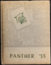 1955 Edition, Kyle High School - Panther Yearbook (Kyle, TX)