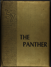 1957 Edition, Kyle High School - Panther Yearbook (Kyle, TX)