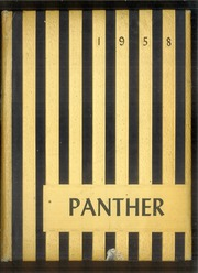 1958 Edition, Kyle High School - Panther Yearbook (Kyle, TX)