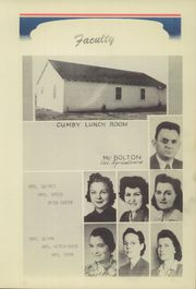 Page 15, 1943 Edition, Cumby High School - Trojan Yearbook (Cumby, TX) online yearbook collection
