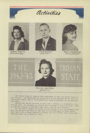 Page 17, 1943 Edition, Cumby High School - Trojan Yearbook (Cumby, TX) online yearbook collection