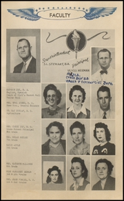 Page 11, 1944 Edition, Jayton High School - Jaybird Yearbook (Jayton, TX) online yearbook collection