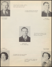Page 13, 1951 Edition, Jayton High School - Jaybird Yearbook (Jayton, TX) online yearbook collection