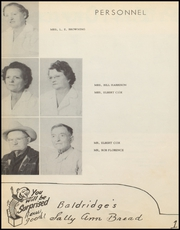 Page 16, 1951 Edition, Jayton High School - Jaybird Yearbook (Jayton, TX) online yearbook collection