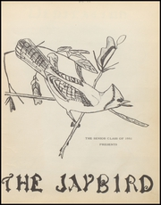 Page 7, 1951 Edition, Jayton High School - Jaybird Yearbook (Jayton, TX) online yearbook collection
