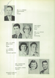 Page 12, 1954 Edition, Smyer High School - Bobcat Yearbook (Smyer, TX) online yearbook collection