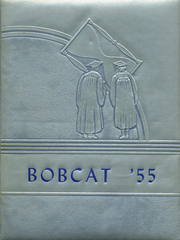 Page 1, 1955 Edition, Smyer High School - Bobcat Yearbook (Smyer, TX) online yearbook collection