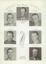 Page 10, 1956 Edition, Smyer High School - Bobcat Yearbook (Smyer, TX) online yearbook collection