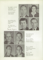 Page 14, 1956 Edition, Smyer High School - Bobcat Yearbook (Smyer, TX) online yearbook collection