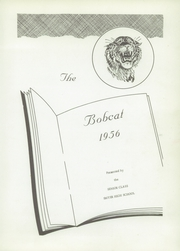Page 5, 1956 Edition, Smyer High School - Bobcat Yearbook (Smyer, TX) online yearbook collection